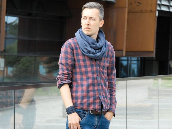 Image result for men scarf