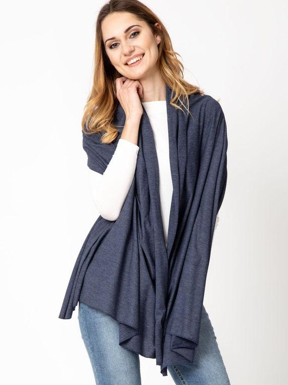 Cotton wrap, large scarf, fashion scarf, women scarf, ecofriendly scarf handmade, cotton wrap, cotton shawl, cotton spring shawl for women