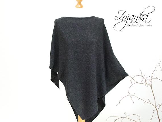 PONCHO wrap, wool poncho cape, poncho S/M size, gift idea, autumn fashion accessories, ponchos women accessories, autumn poncho wrap