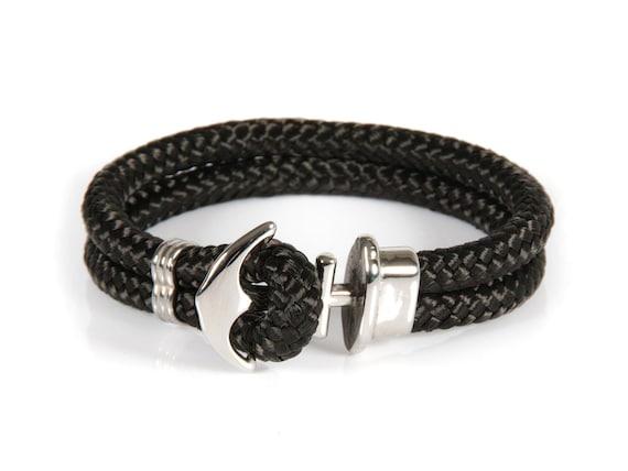 SAILOR bracelet, men bracelet, mens rope bracelet, MEN anchor bracelet, man accessories, gift for him, gift ideas, men jewelry accessories
