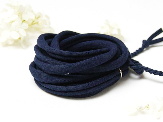 WRAP Bracelet for women, cotton  bracelet, summer accessories, wrap bracelet navy blue, friendship bracelet, summer accessories