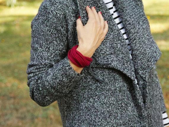 WRAP Bracelet for women, cotton bracelet, textile accessories, wrap bracelet, friendship bracelet, summer accessories, wrapping bracelets