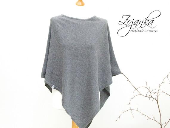 PONCHO wrap, poncho cape, AUTUMN fashion, gift ideas, autumn women fashion accessories, poncho S/M size, wool poncho wraps,