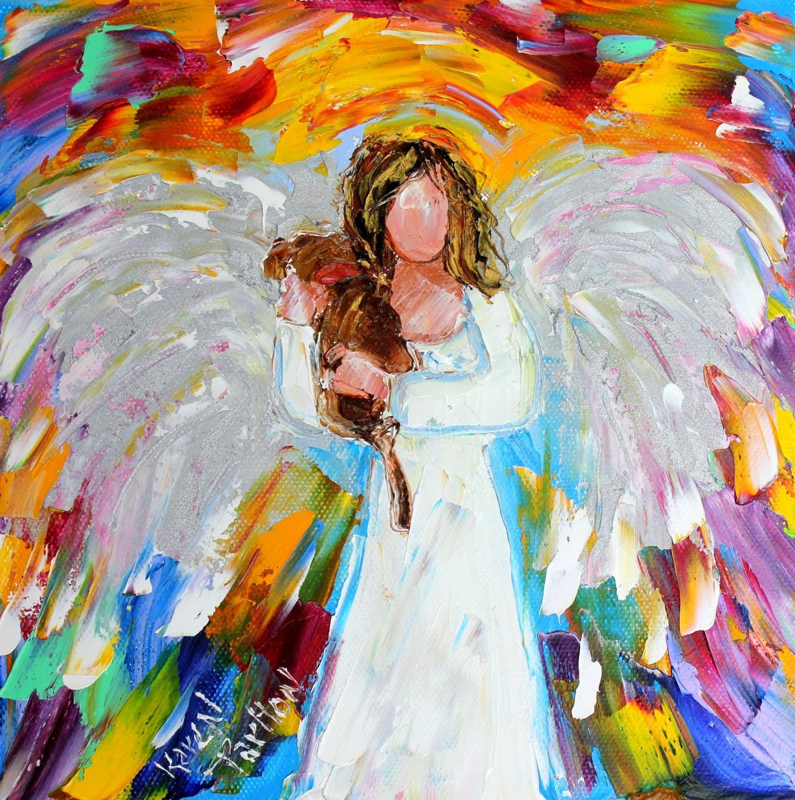 angel fine art preproduction - HD1600×1610