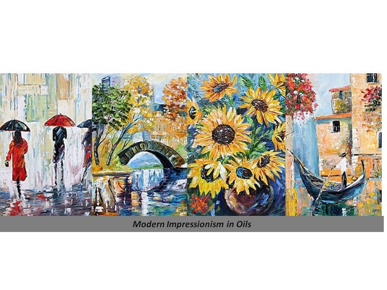 Sunflower print on canvas sunflowers art made from image of past flower painting by Karen Tarlton