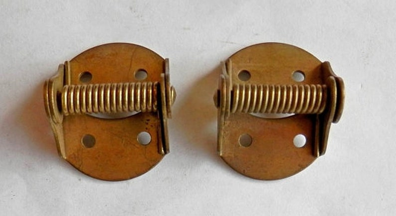 339RB Seiko LSW-8L /& Face Place Hinge Connection  Face Plate Spring 15035 Face Plate Consew 255