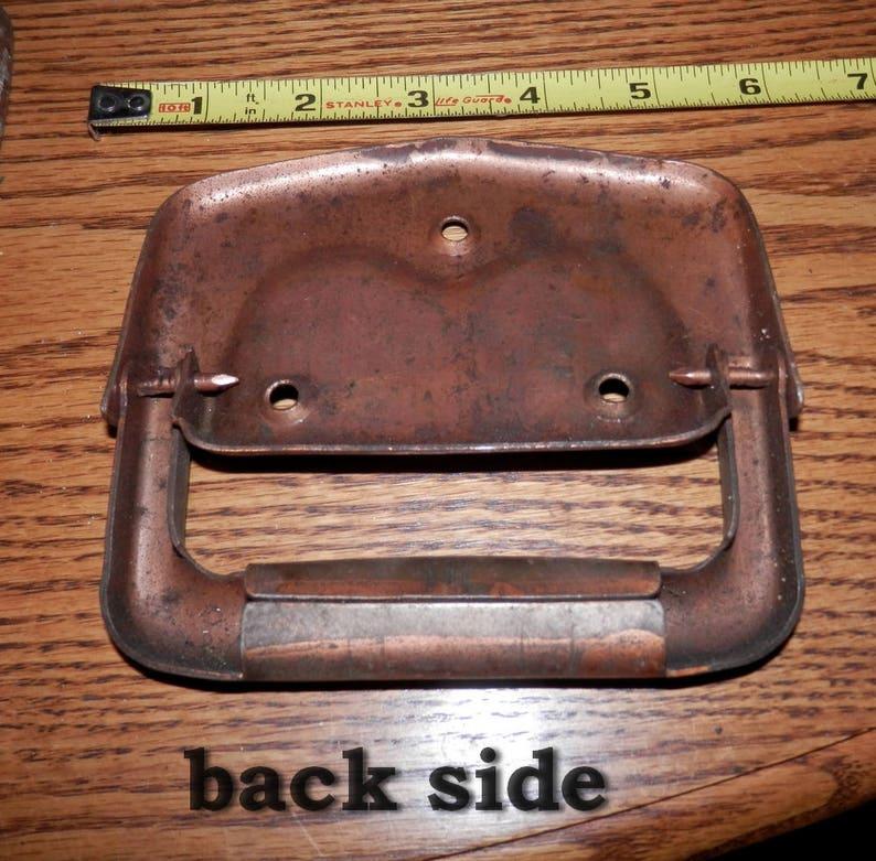 antique vintage trunk handle choice one 1
