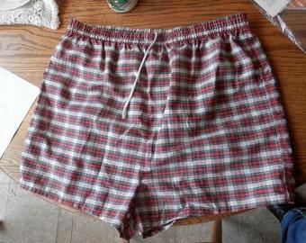 pr mens vintage swim trunks 1970s 48 inch