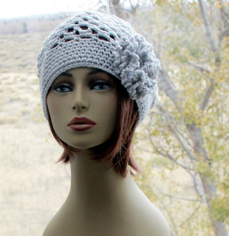 82f6da41cf2 Womens Hats Crochet Beanie Fashion Hat Chemo Hat All Season