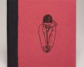 Madalyn - Limited edition handmade artist's book