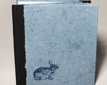 A Rabbit Runs In A Circle