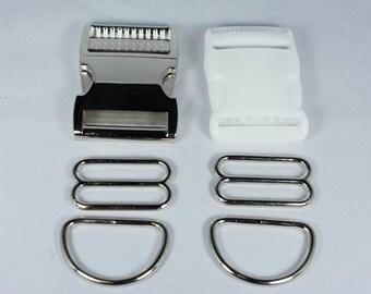 Aluminum/Nickel buckle upgrade