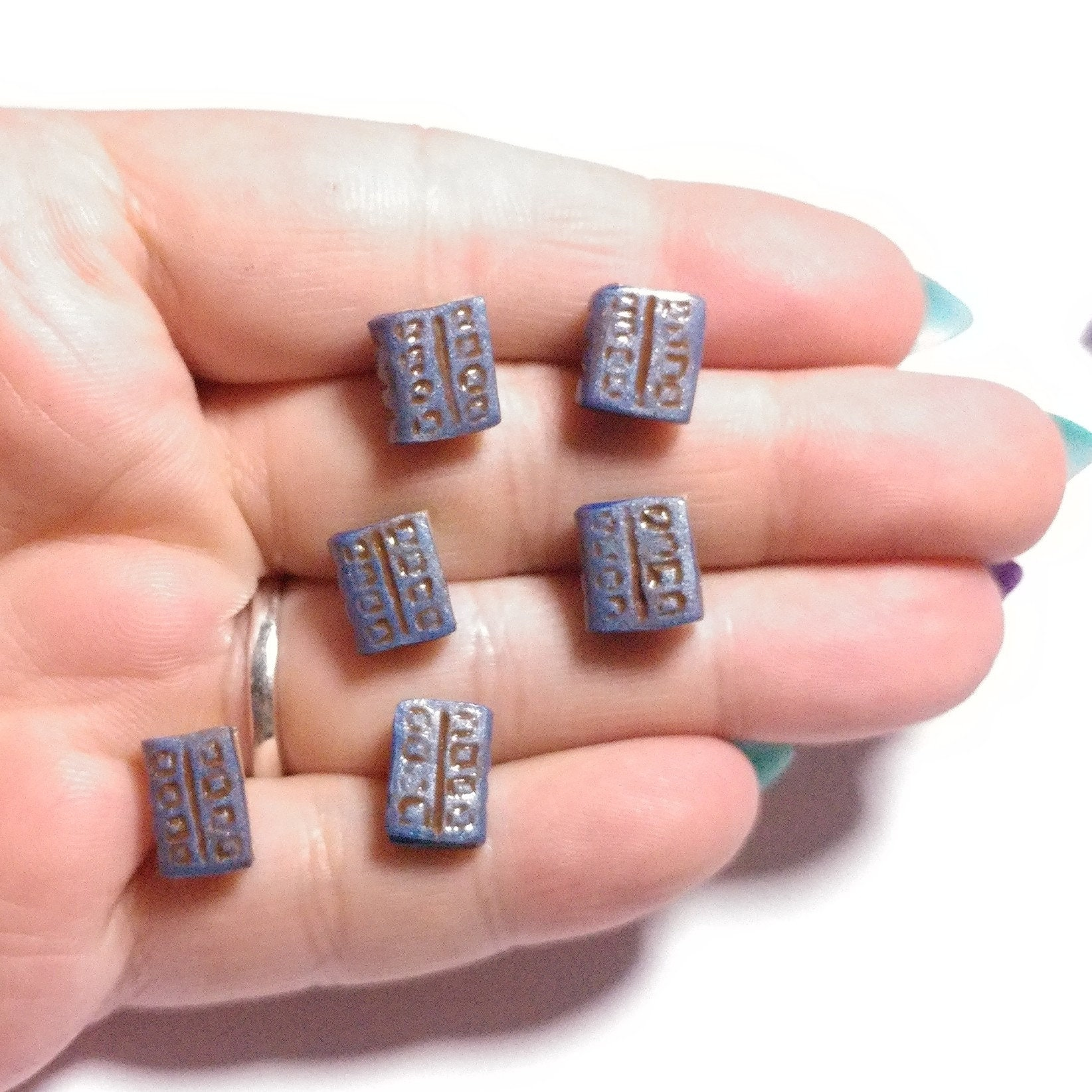 Journal of impossible things earrings doctor who journal   Etsy