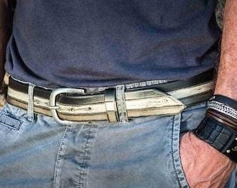 Men's Fashion, Art Leather, Buckle Belt, Men's Belt, Leather Products, Unique Leather, Rustic Style, Leather Accessories Belts, Men's Style