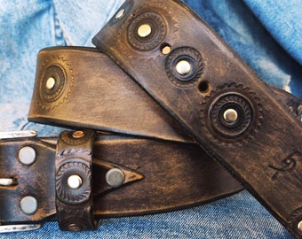 Biker Style, Brown Belt, Fashion Leather, Unique Belts, Mens Fashion,Motorcycle, Buckle Belt, Leather Products,Custom leather belts, Ishaor