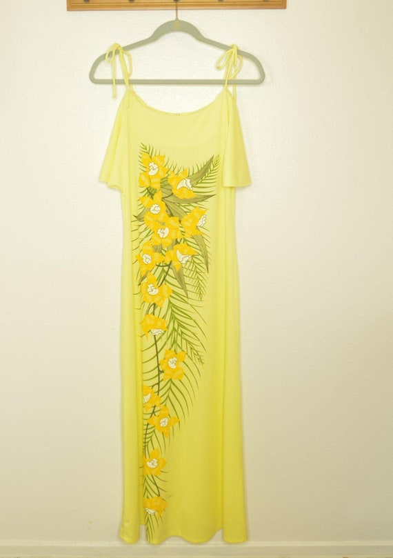 Vintage Alfred Shaheen dress