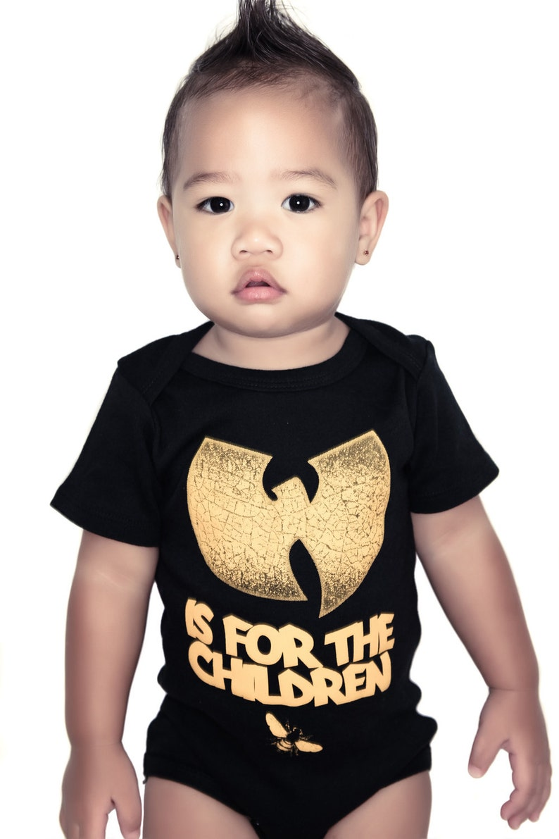 Wu-tang is for the children one piece wutang image 0