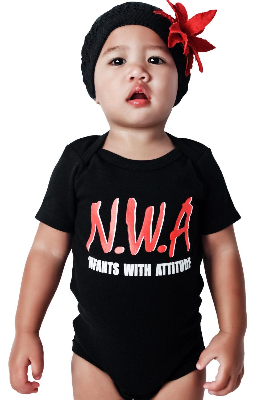 NWA Onesie n\'fants with attitude | Etsy