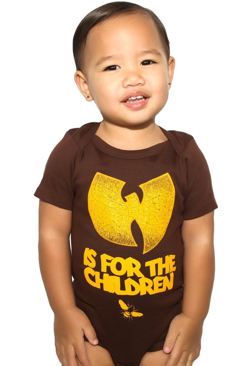 4e58b371f Wu-tang is for the children one piece wutang | Etsy