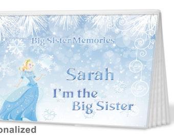 Brag Book - Ice Princess -- I'm The Sister Brag Book - Photo Album -  Big Sister Gift