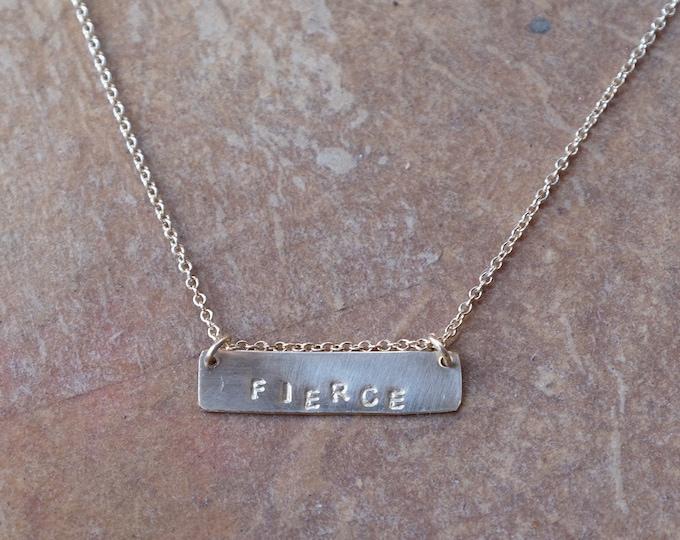 Fierce Necklace