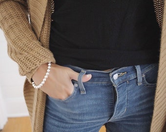 Sterling silver ball bracelet, Beaded stacking bracelet, Minimalist jewelry, Layering bracelet, Gift for her, Silver ball bracelet, Bracelet