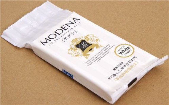 modena air dry polymer clay 250g waterproof air dry polymer etsy
