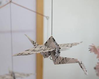 Mobile Origami - Musique