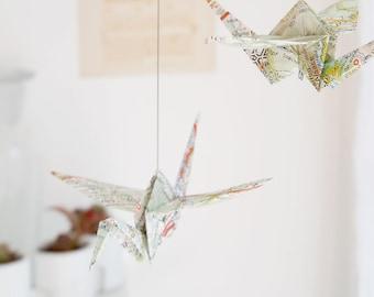 Mobile Origami - Cartes