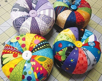 Color Wheel Pin Cushion Kit - License to Quilt