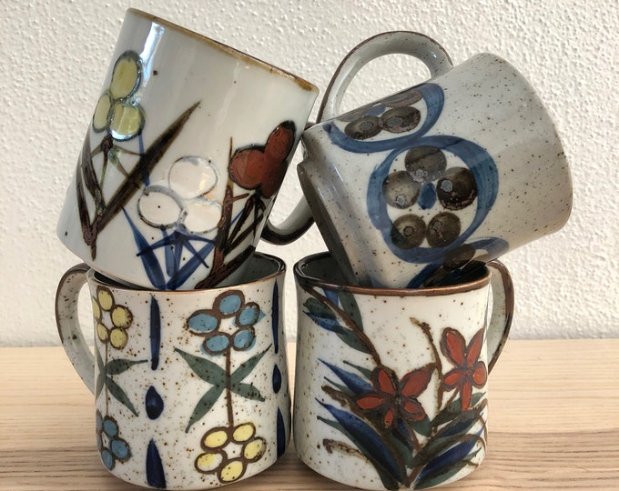Ceramic Earthenware Mugs