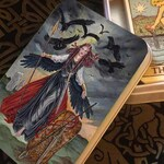 Tarot Tin, The Morrigan
