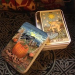 Tarot Tin Halloween's Guardian