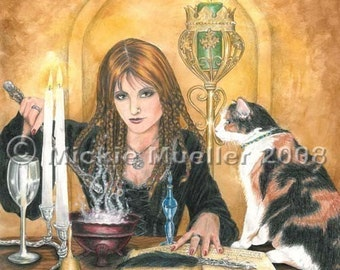 Magic is Afoot Open Edition Print