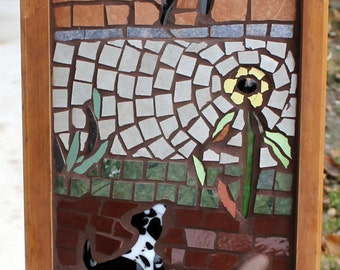 Dog and Cat Mosaic