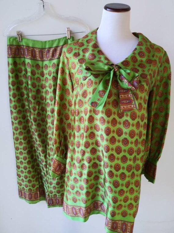 Vintage / 1970s / Aladdin / 29 waist / seventies /