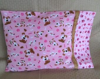 Pink Playful Pups
