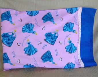 Cinderella Standard Pillowcase