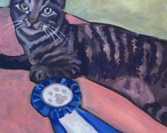 Commission a Pet Painting - Various Sizes Available