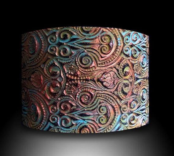 Bijouterie Fouquet polymer clay cuff
