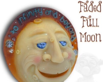 Faded Full Moon Sculpting Tutorial - Learn How to Sculpt a Glow in the Dark Fading Moon with Katie Oskin