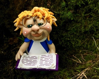 Alice - TROLL Doll Collectible Figurine, The Schrumes Collection