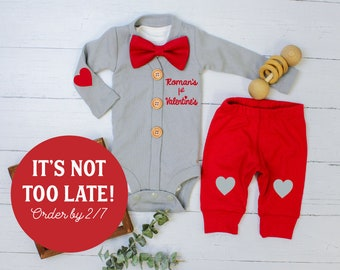 3fc1a8e90 Boy valentine outfit