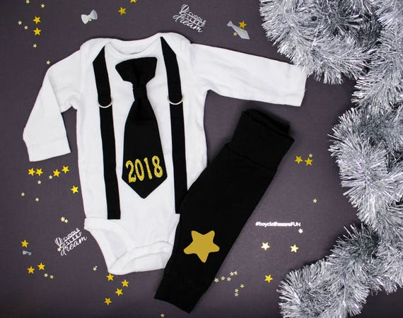 b5101b29c8c0 Baby Boy New Years Outfit. Baby New Years Outfit. Boys New