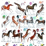 KENTUCKY DERBY CHART 2014