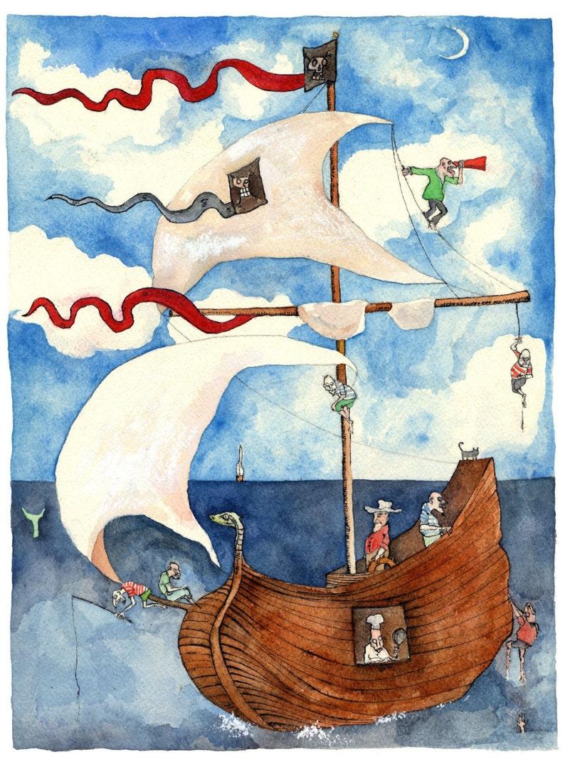 Pirate Ship image 0