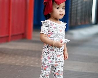 de01849b19643 Baby romper pattern | Etsy