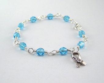 0382f962c Thyroid Disease Awareness Bracelet