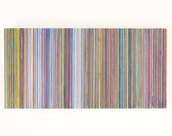 "CHIANG MAI (10"" x 20"") original painting"