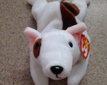 Vintage 1999 ty Butch the Dog Beanie Baby 65064eb20e35